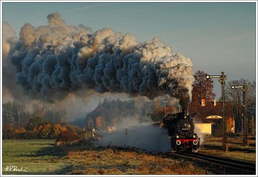 Full Steam Ahead I