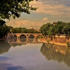 Nachmittags am Tiber, Neubearbeitung