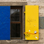 Farbenvielfalt in Graz