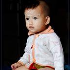 Irokesen-Baby