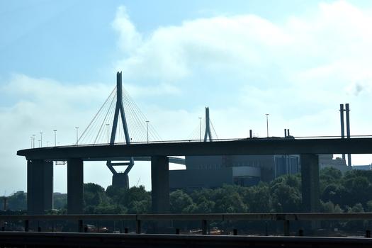 Köhlbrandbrücke/Hamburg