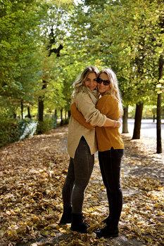 Autumn sisters I