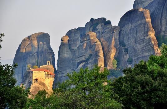 Kloster Agios Nikolaos Anapavsas / Kalambaka / Griechenland