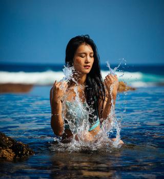 Wassergöttin
