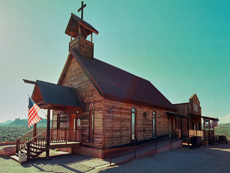 Western Town: Church