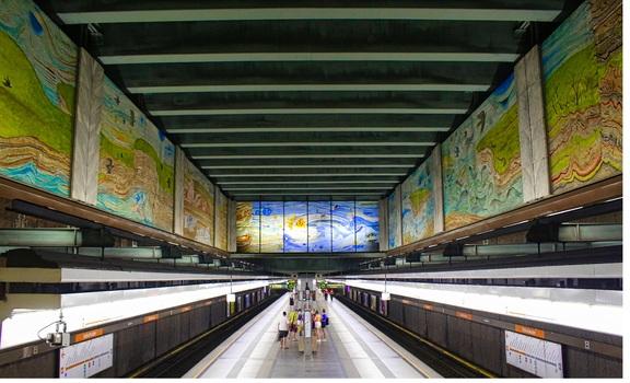 U-Bahnstation_Wien