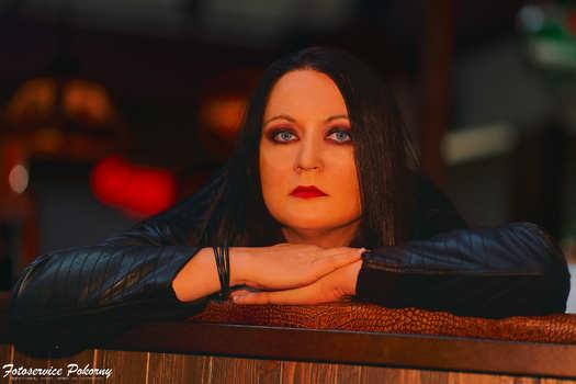 Mit Julia Wagner Draxler im Clocktower