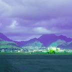 AUF DER INSEL MAUI - HAWAII - VOR CA. 50 JAHREN