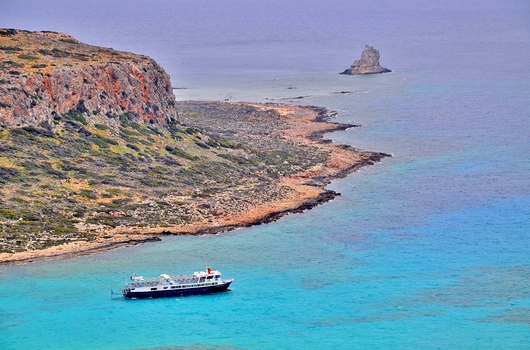 Kap Tigani / Kreta
