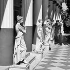 Die neun Musen - Achilleion / Korfu