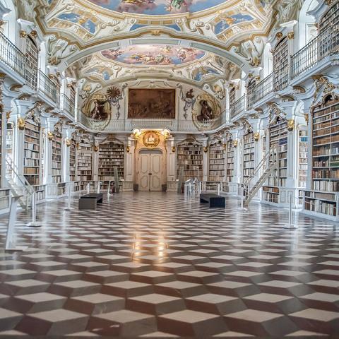 Stiftbibliothek