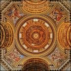 Sant'Agnese in Agone, Kuppel
