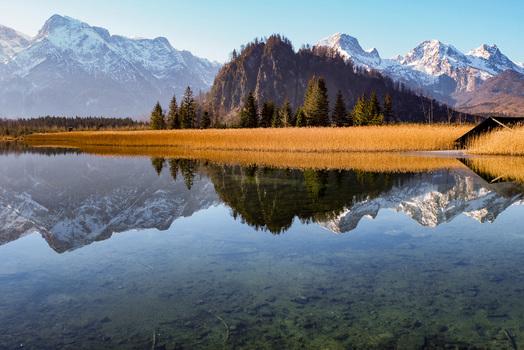 Almsee Oberösterreich
