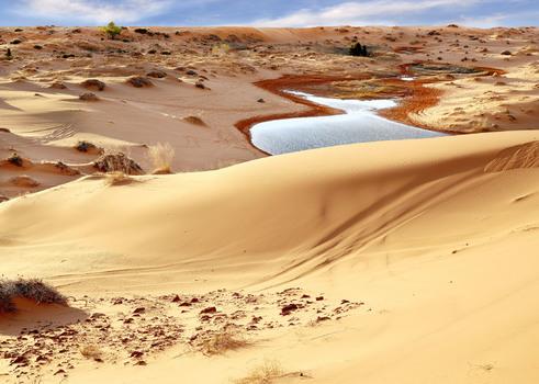 Sandpoesie
