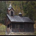 Holzkapelle aus Fischbach