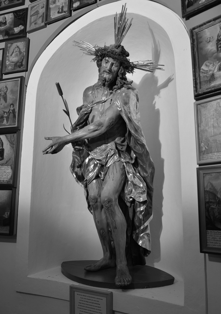 """""""Unser Herr im Elend"""" (Maria Kirchental)"""