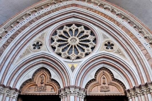 Basilika San Francesco / Assisi / Umbrien / Italien (2)
