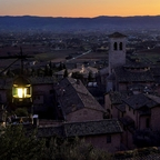 Abbazia di San Pietro - Assisi / Umbrien / Italien