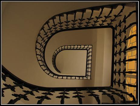 ~~UPSTAIRS~~