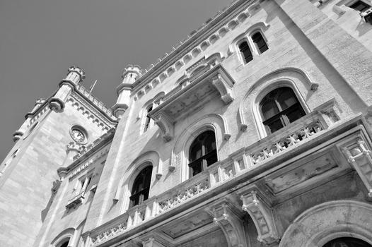 Schloss Miramare / Triest