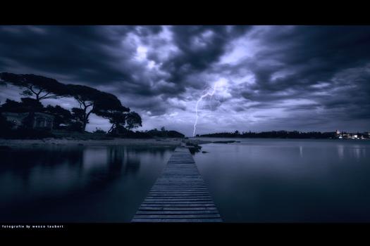 Istrien vor dem Sturm