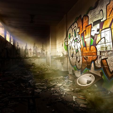 grafitti - Madrid