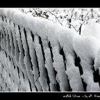 endlich Schnee...