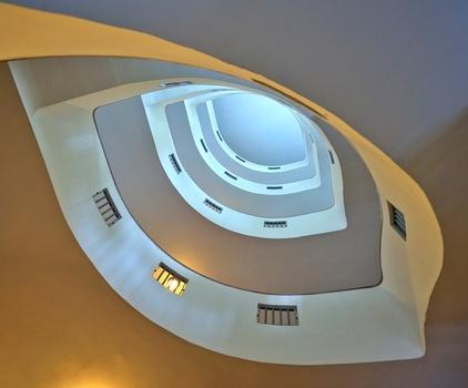 Ein Treppenhaus - 3.Version