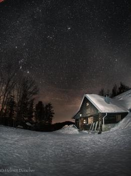 Eldorado für Nachtschitourenbummler