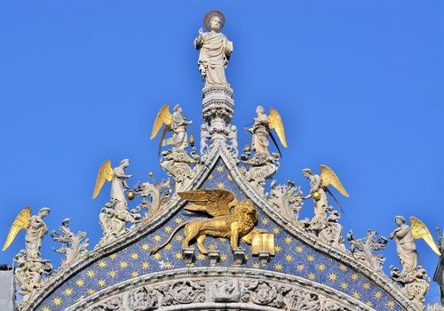 San Marco / Basilica di San Marco - Venedig