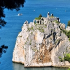 Duino - Ruine der alten Burg (2)