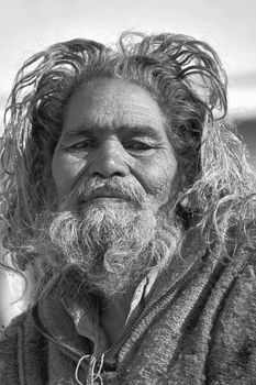 indischer Guru