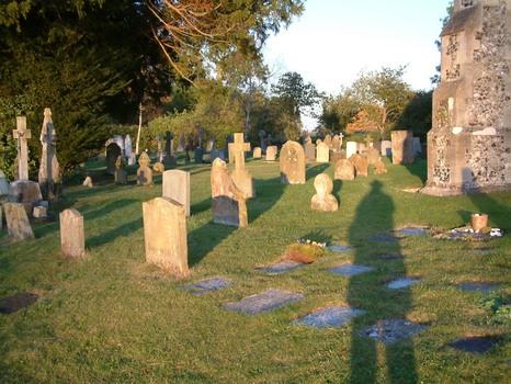Der Geist des Friedhofs :-))!