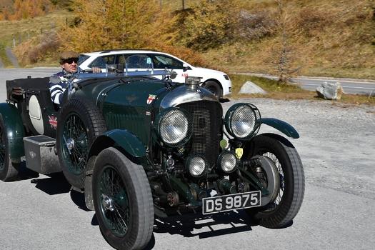 Bentley 4 ½ Litre