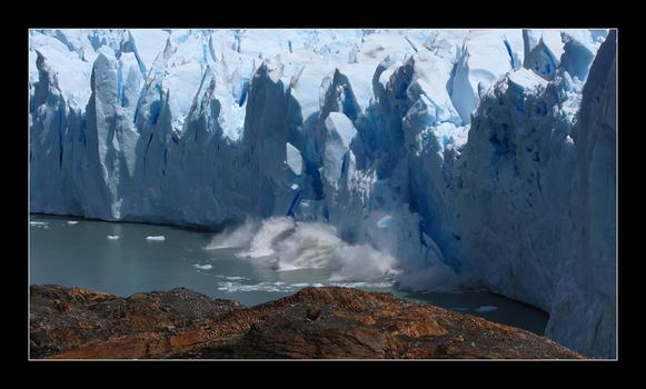 ~Glacier Perito Moreno~