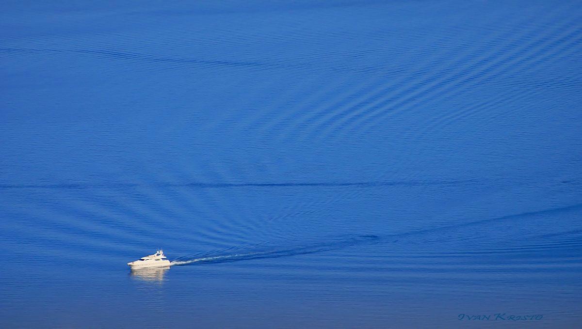 Blaue Adria