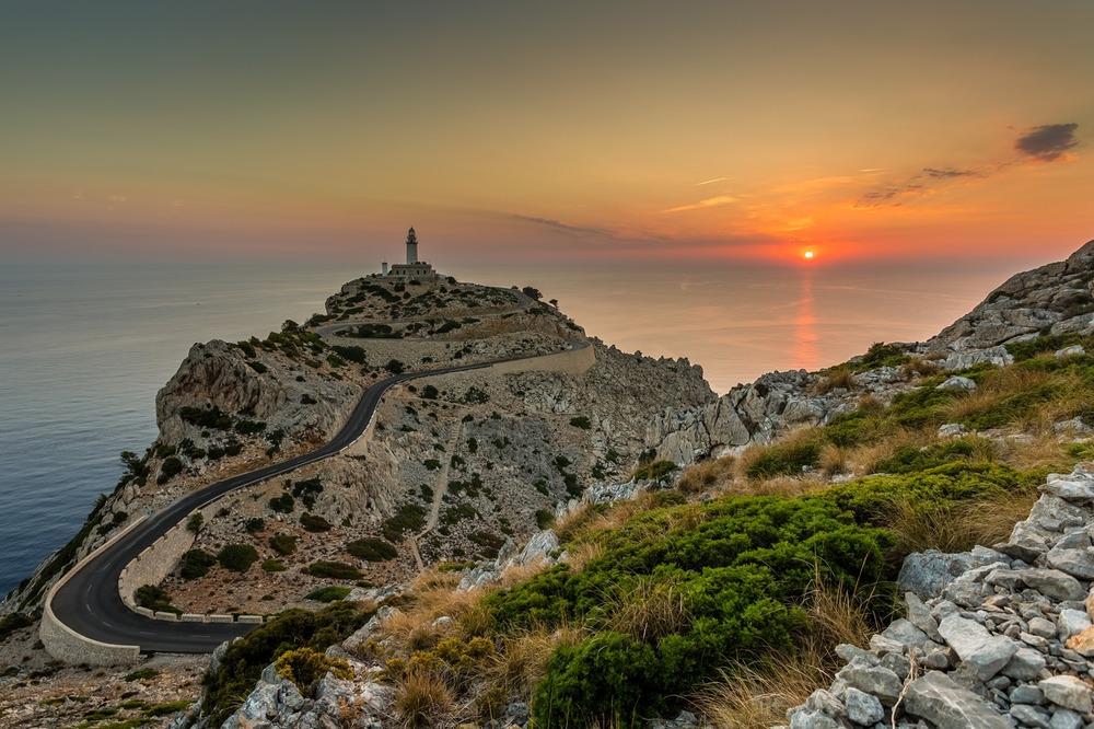 Cap Formentor bei Sonnenaufgang