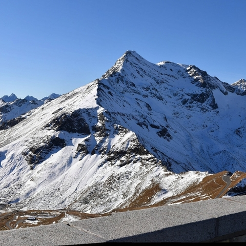 Panorama Edelweißspitze