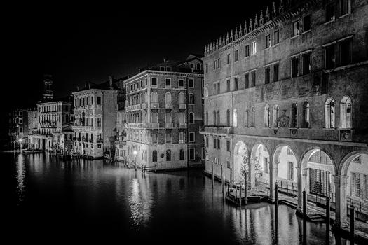 Venedig im November, #1