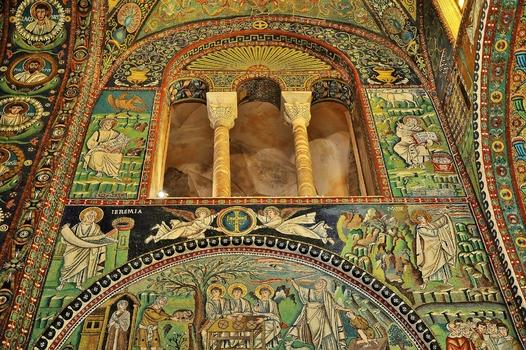 Basilica di San Vitale / Ravenna / Italien (2)