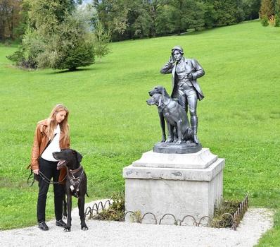 Der Lauscher, Kaiservilla Bad Ischel