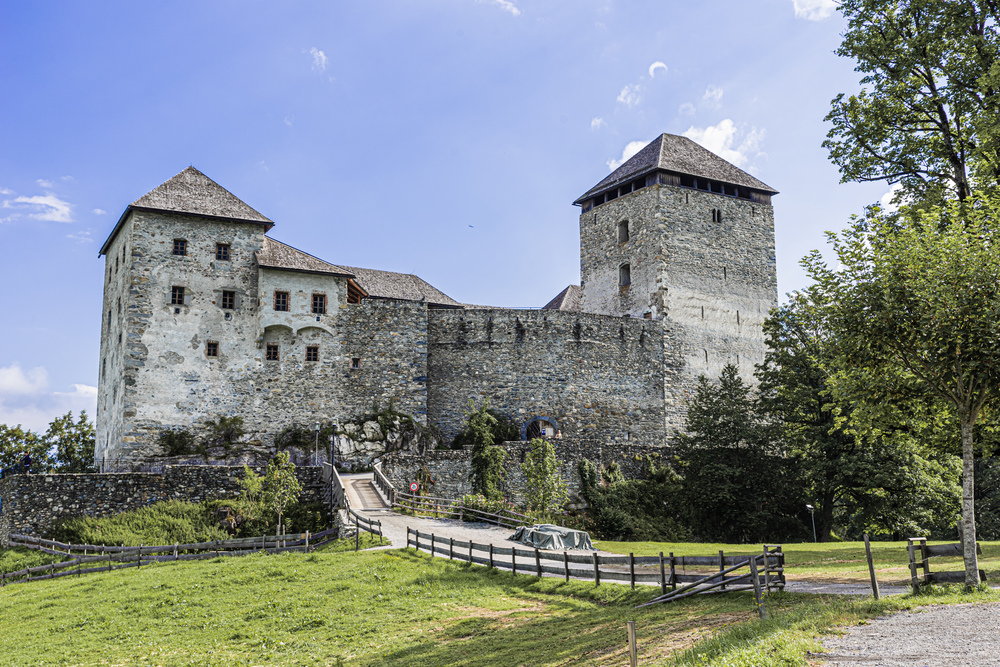 Burg Kaprun