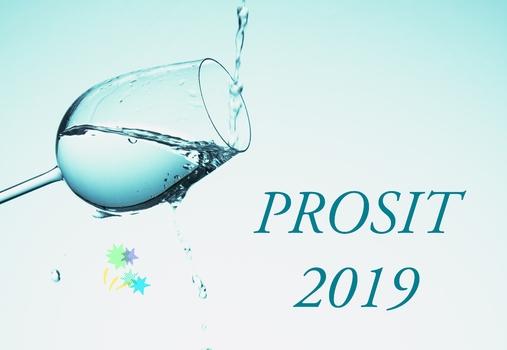 Wünsche Euch allen ein schönes und gesundes Jahr 2019