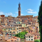Siena / Toskana / Italien (2)