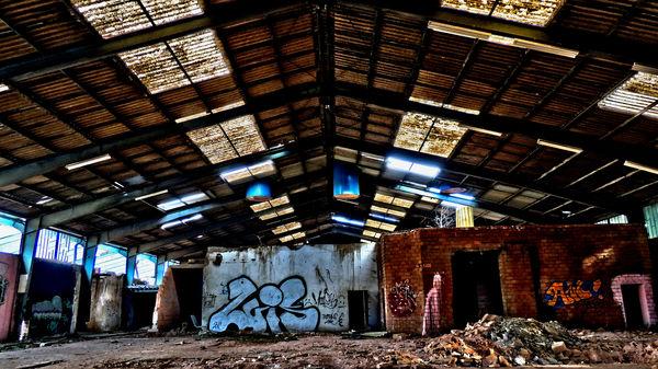 Lost Place Ziegelwerk