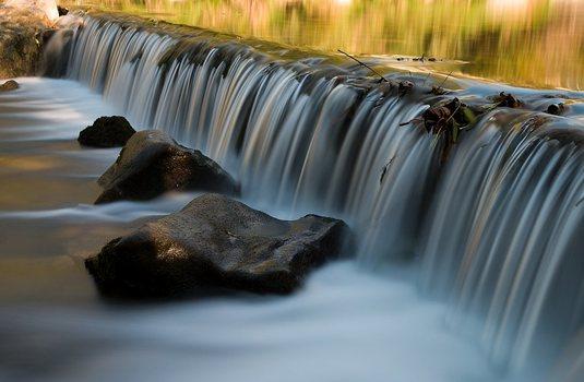 Wasser der Pielach