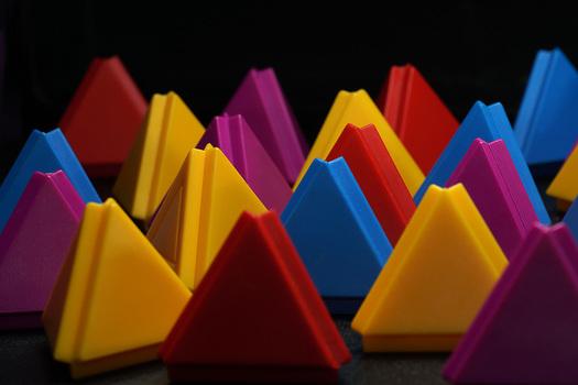 Die Pyramiden von Vega