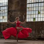 lost ballerina