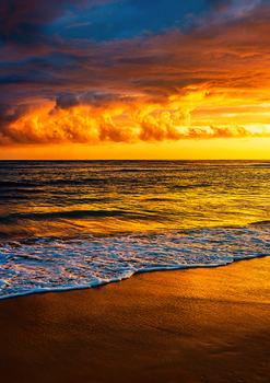 Domre - Sonnenaufgang