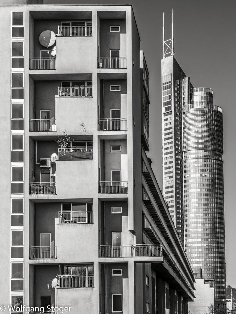 Wien, Mill Tower